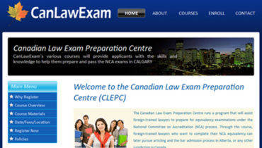 Can Law Exams