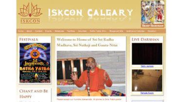 Iscon Calgary
